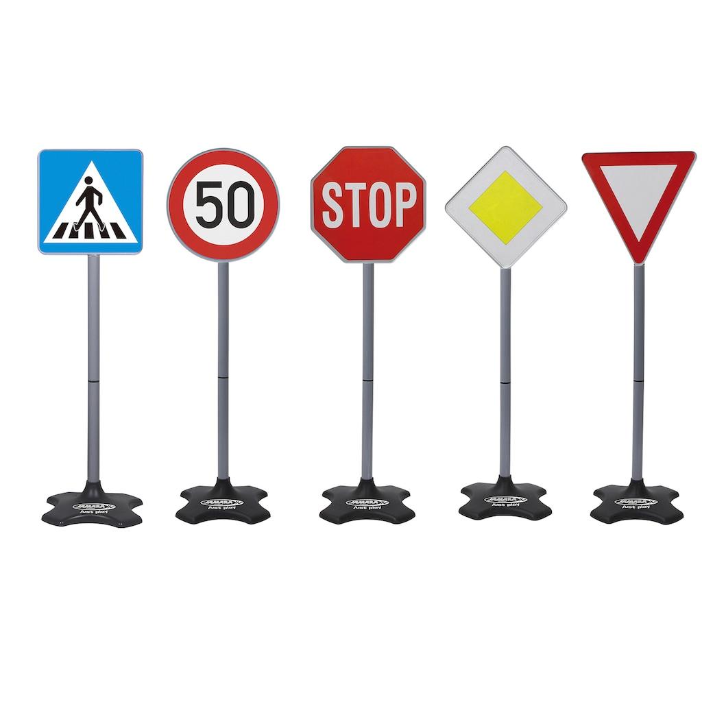 Jamara Spiel-Verkehrszeichen »Traffic-Set Grand A«