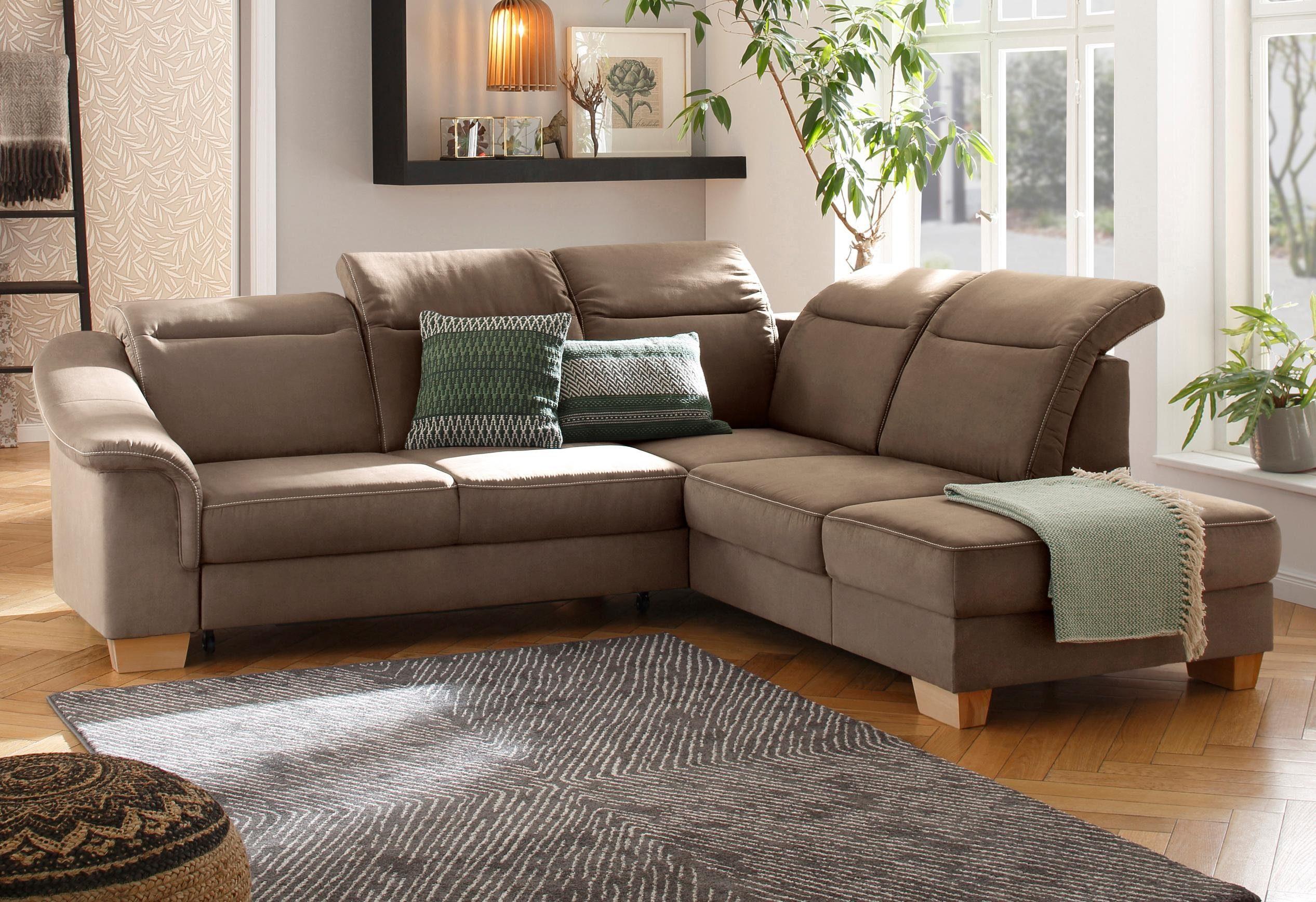 Premium collection by Home affaire Ecksofa Empire | Wohnzimmer > Sofas & Couches > Ecksofas & Eckcouches | Premium Collection By Home Affaire