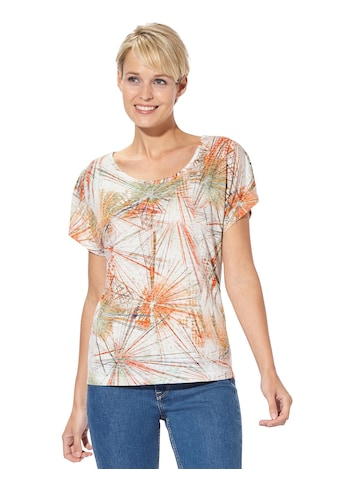Classic Basics Shirt aus weichem Single - Jersey kaufen