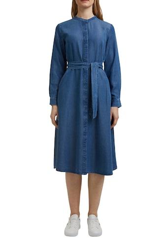 Esprit Collection Jeanskleid, in modischer Midi-Länge kaufen