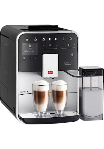 Melitta Kaffeevollautomat »Barista T Smart F 83/0-101, silberfarben« kaufen