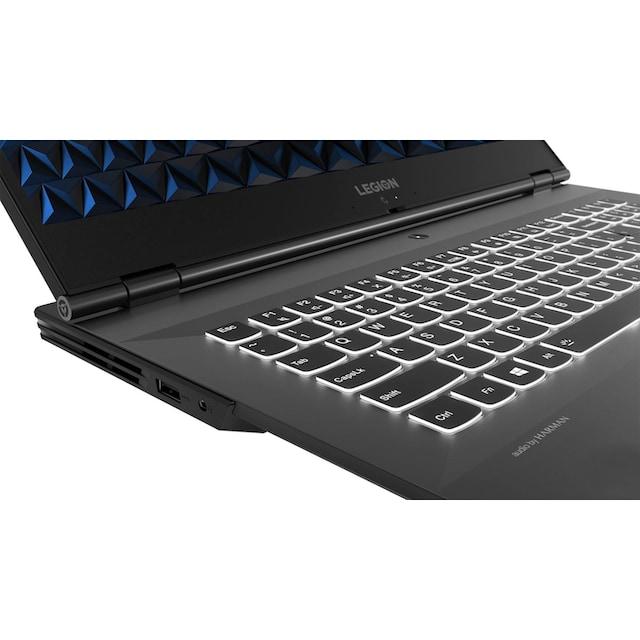 Lenovo Legion Y540-17IRH-PG0, 81T3000QGE Notebook (43,94 cm / 17,3 Zoll, Intel,Core i5, 1000 GB HDD, 256 GB SSD)