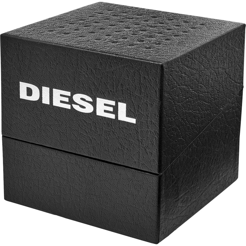 Diesel Quarzuhr »RASP NSBB, DZ1906«, (Set, 2 tlg., mit Wechselband)