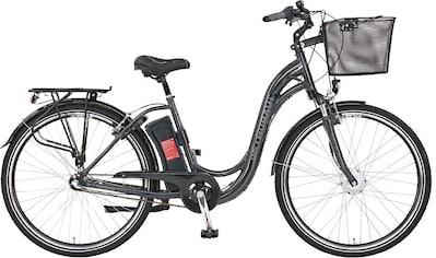 Didi THURAU Edition E-Bike »Alu City Comfort 3 Plus«, (mit Schloss) kaufen