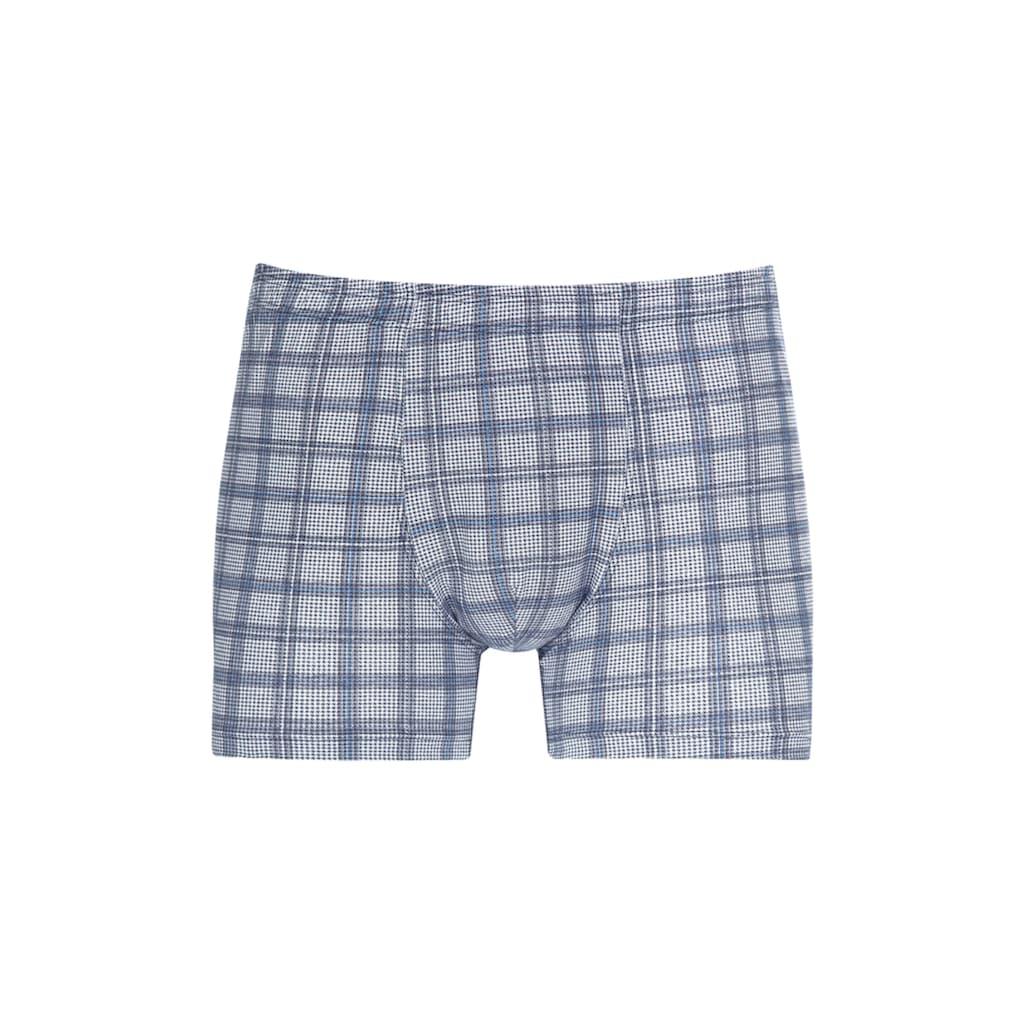 Trigema Panty, mit Karo-Muster