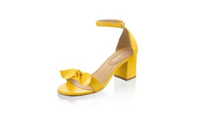 Alba Moda Sandalette aus Ziegennappa kaufen