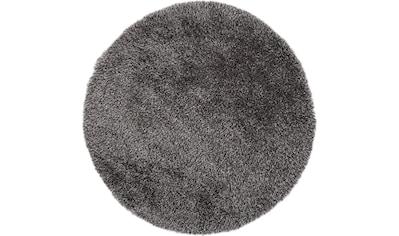 LUXOR living Hochflor-Teppich »Churchill«, rund, 58 mm Höhe, besonders weich durch... kaufen