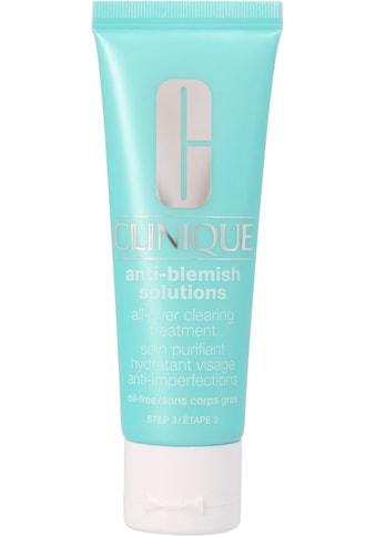 CLINIQUE Gesichts-Reinigungscreme »Anti-Blemish Solutions All-Over Clearing Treatment« kaufen