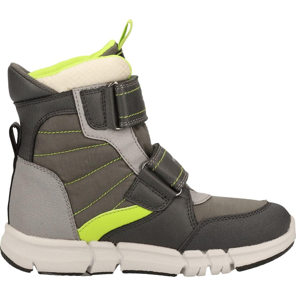 Geox Snowboots »Lederimitat/Textil«