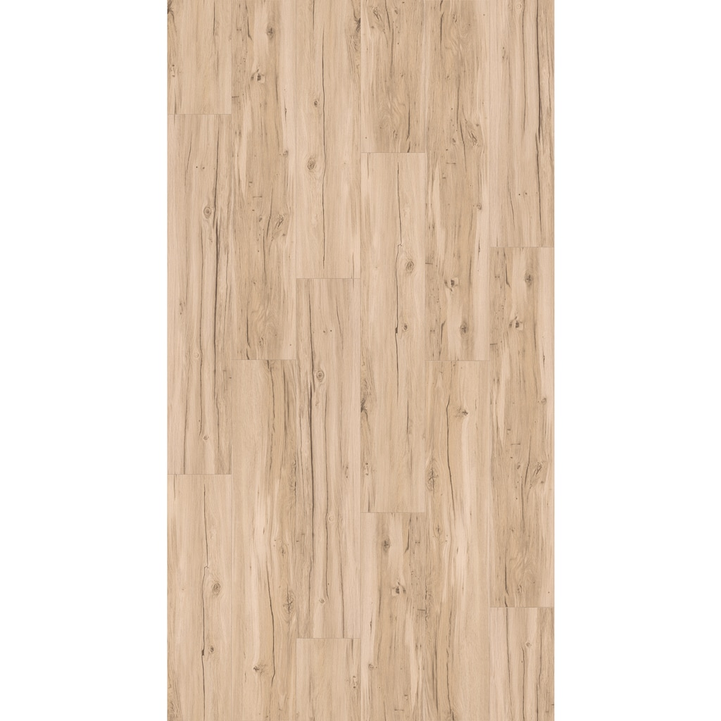 PARADOR Vinylboden »Basic 30 - Eiche Memory geschliffen«, 121,7 x 21,6 x 0,84 cm, 1,8 m²