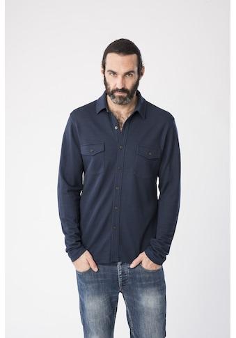 SUPER.NATURAL Langarmhemd »M WAYFARER POCKET SHIRT« kaufen
