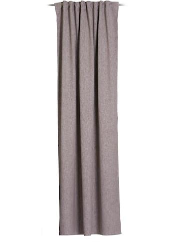 Vorhang, »Gigolo  -  Schlaufenschal mit Multifunktionsband«, Gözze, Schlaufen 1 Stück kaufen