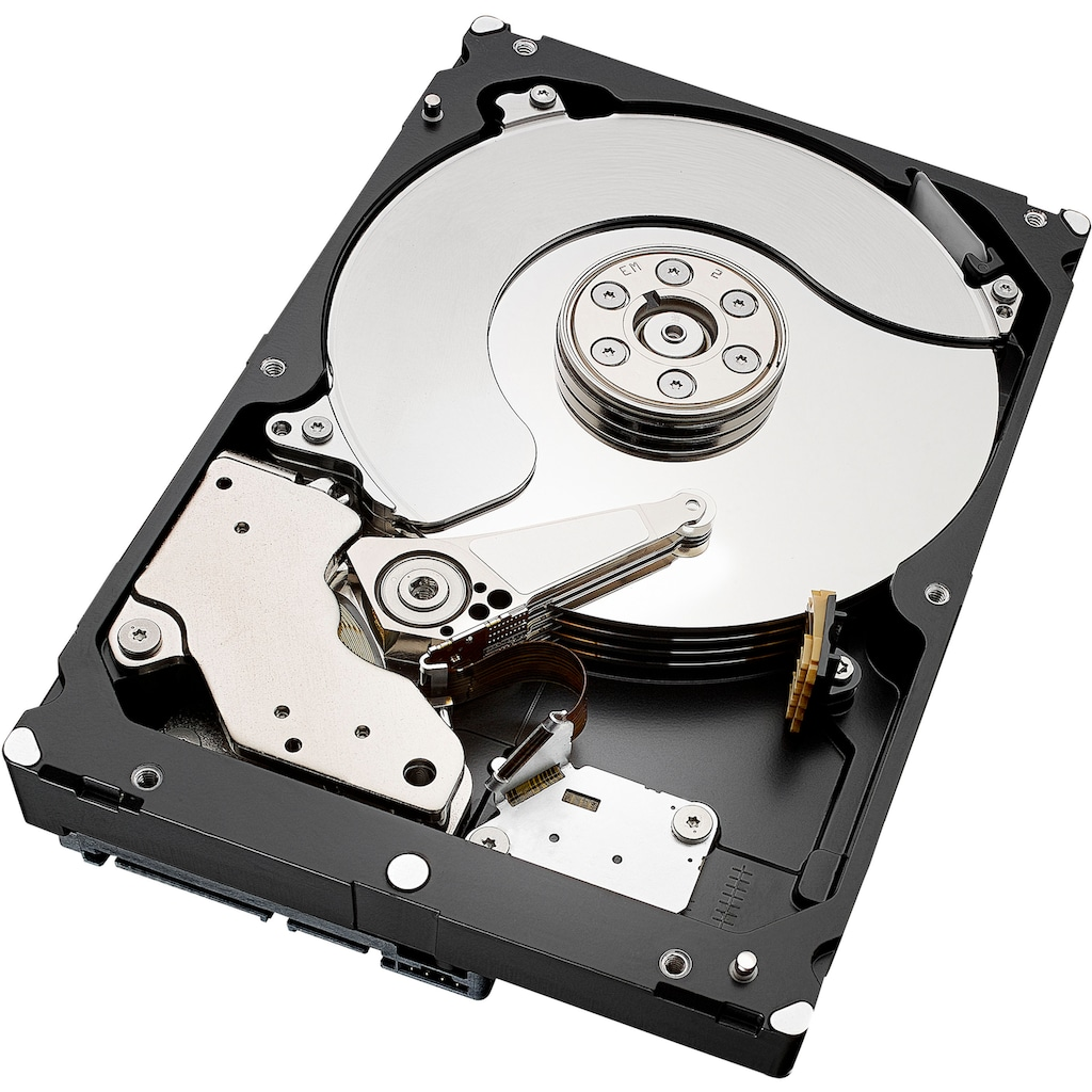 Seagate HDD-Server-Festplatte »Exos 7E8 4TB SATA 512e/4Kn«, Bulk