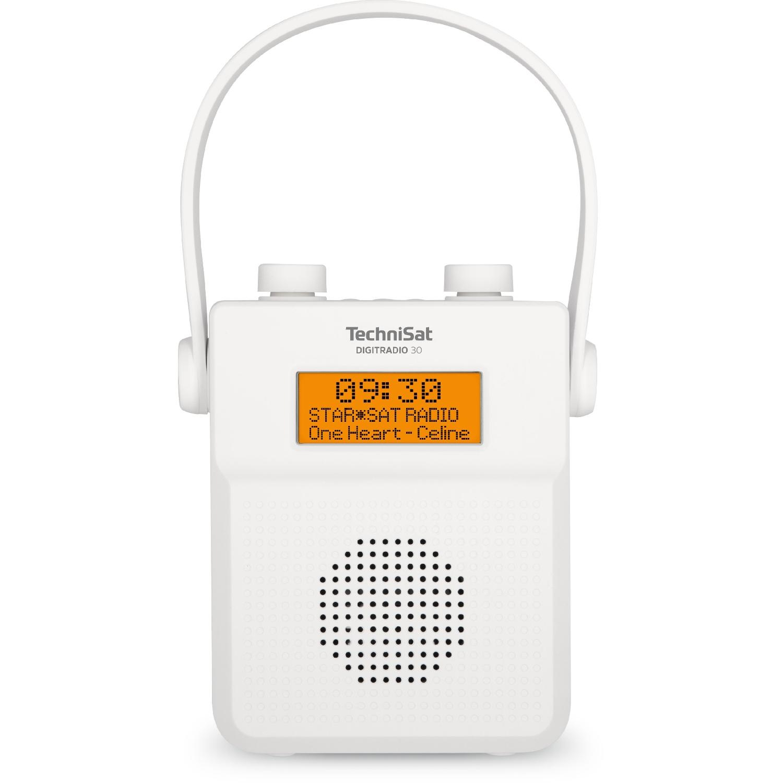 TechniSat DAB+ Digitalradio Duschradio, Wasserdicht, Bluetooth ...