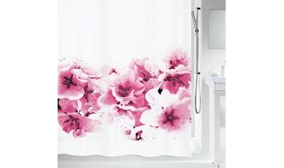 spirella Duschvorhang »AMANDA«, Breite 120 cm, Höhe 200 cm, wasserabweisend kaufen