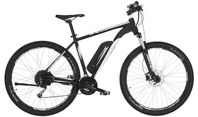 FISCHER Fahrräder E - Bike »EM 1724.1«, 24 Gang Shimano Deore Schaltwerk, Kettenschaltung, Heckmotor 250 W kaufen