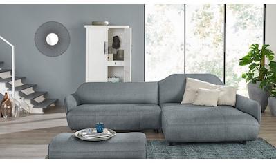 hülsta sofa Ecksofa »hs.480«, Designsofa wahlweise in Stoff oder Leder kaufen