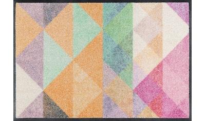 wash+dry by Kleen-Tex Fußmatte »Snorre«, rechteckig, 9 mm Höhe, Schmutzfangmatte, In-... kaufen