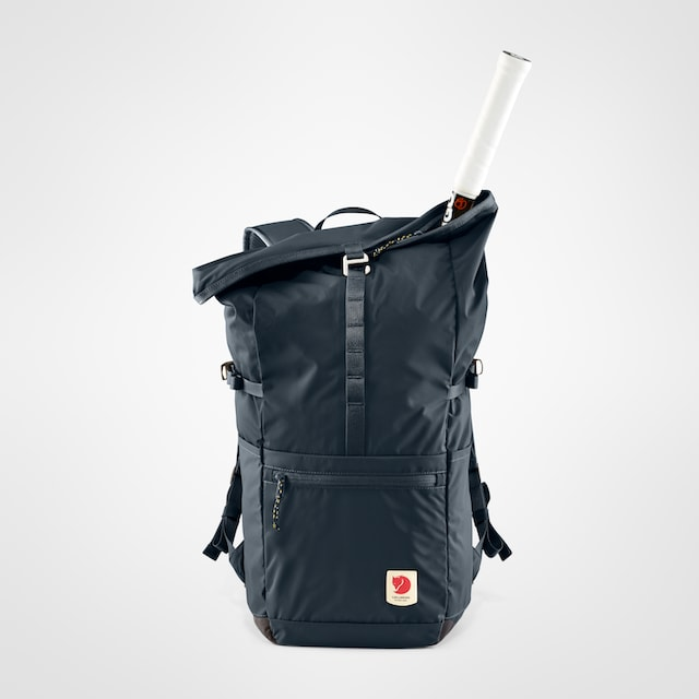 Fjällräven Laptoprucksack »High Coast Foldsack 24, navy«