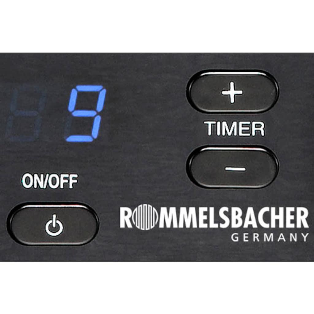 Rommelsbacher Joghurtbereiter JG 40, 8 Portionsbehälter je 150 ml