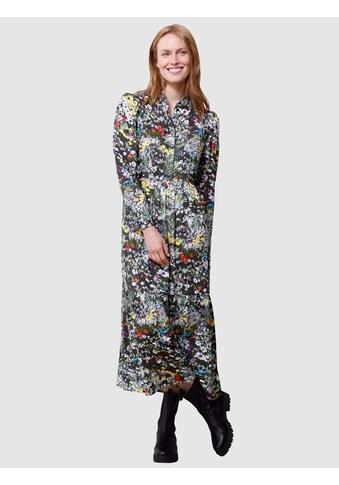 Laura Kent Druckkleid, in floralem Dessin kaufen