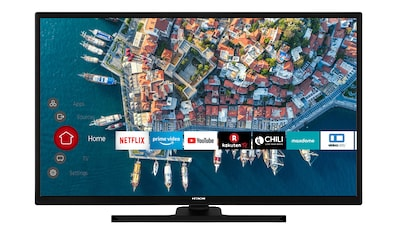 Hitachi F32E4100 LED - Fernseher (80 cm / (32 Zoll), Full HD, Smart - TV kaufen