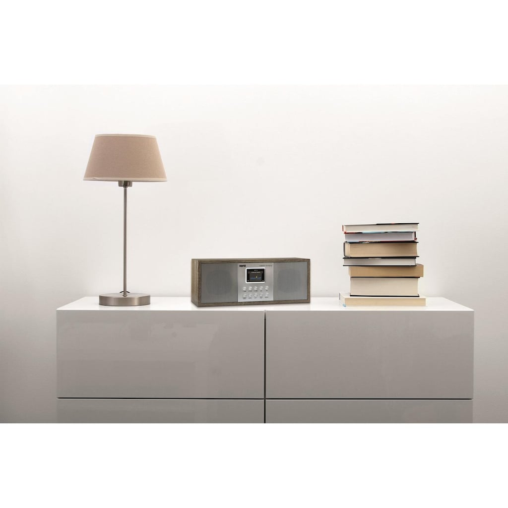IMPERIAL by TELESTAR Digitalradio (DAB+) »DABMAN i30 Stereo«, ( Digitalradio (DAB+)-FM-Tuner-Internetradio )