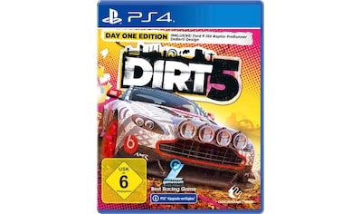 Codemasters Spiel »DIRT 5 - Launch Edition«, PlayStation 4 kaufen