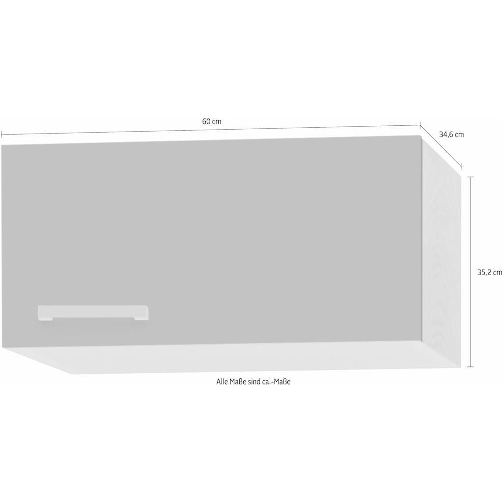 OPTIFIT Kurzhängeschrank »Odense«, 60 cm breit, 35 cm hoch, mit 1 Tür