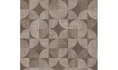 living walls Vliestapete »Metropolitan Stories Nils Olsson Copenhagen«, Holz kaufen