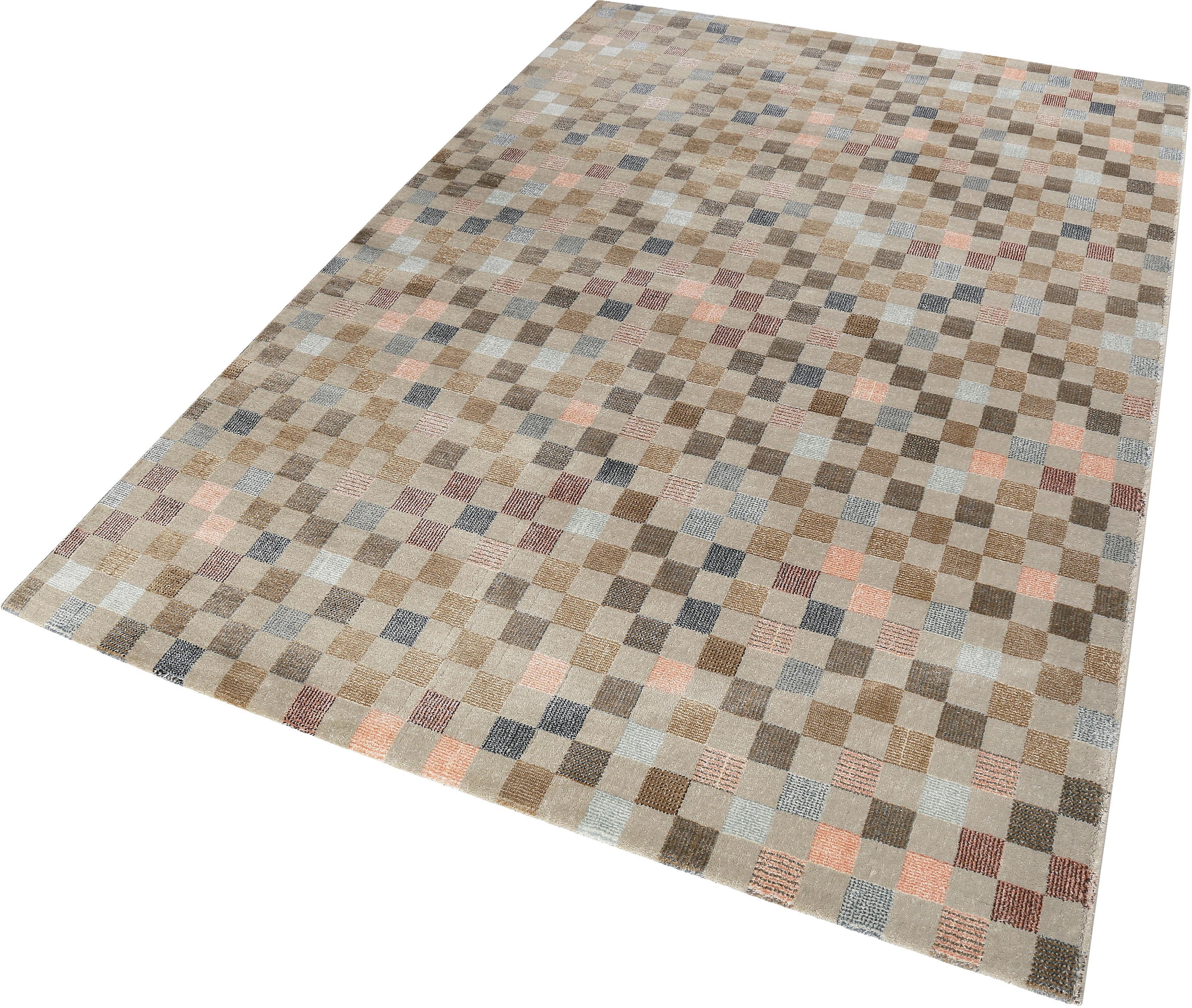 Teppich Physical 20 Wecon Home rechteckig Höhe 8 mm maschinell gewebt
