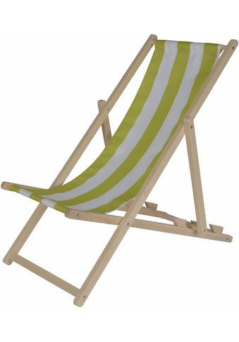 """Eichhorn Stuhl """"Eichhorn Outdoor, Kindersonnenliege"""" kaufen"""
