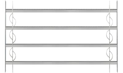 GAH ALBERTS Fenstersicherung »Secorino Style«, BxH: 100 - 150x60 cm, verzinkt kaufen