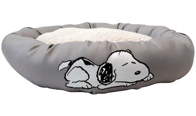 SILVIO DESIGN Hundebett und Katzenbett »Snoopy S«, BxTxH: 40x40x9 cm kaufen
