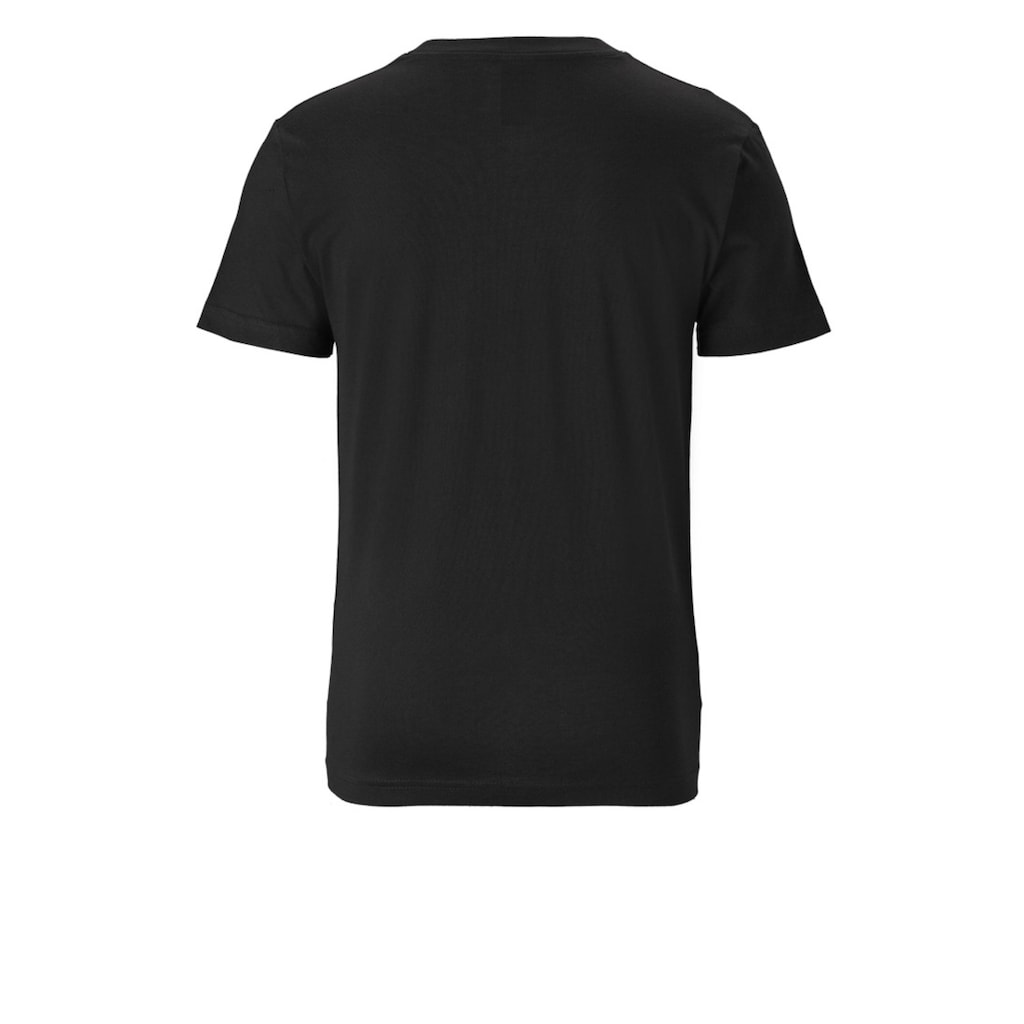 LOGOSHIRT T-Shirt »BATMAN - PORTRAIT«, mit auffälligem Print