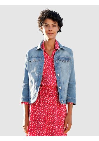 Dress In Jeansjacke, in moderner Waschung kaufen