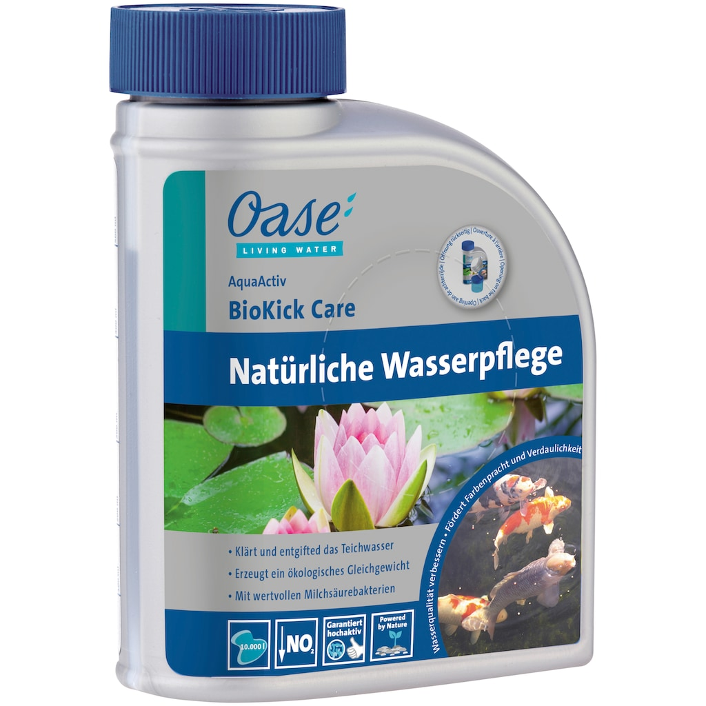 OASE Wasserpflege »AquaActiv BioKick Care«, 500 ml