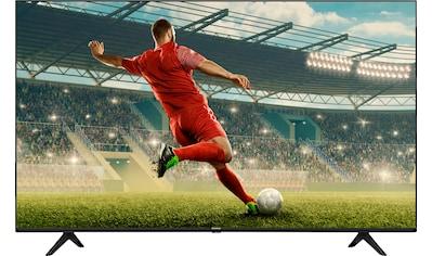 "Hisense LED-Fernseher »65AE7010F«, 164 cm/65 "", 4K Ultra HD, Smart-TV, 4K Ultra HD kaufen"