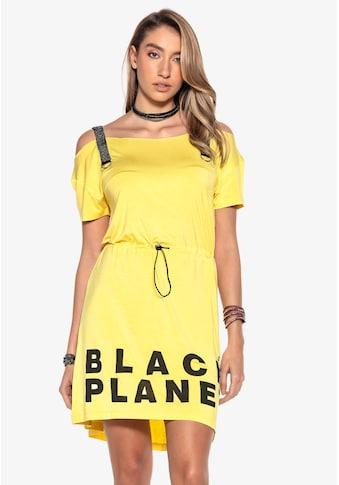 Cipo & Baxx Jerseykleid, in schulterfreiem Design kaufen