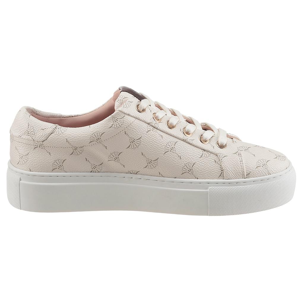 Joop! Plateausneaker »Cortina Daphne Sneaker«, mit weißer Laufsohle