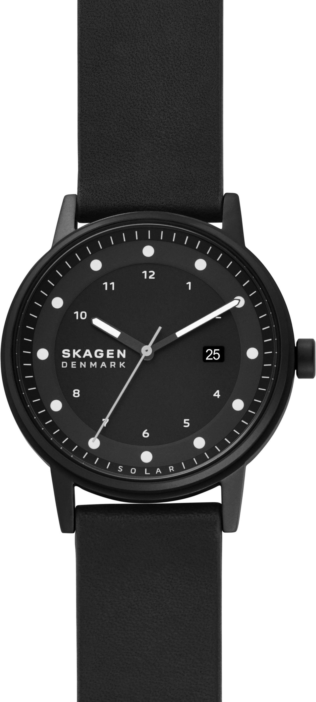 skagen -  Solaruhr SKW6740, HENRIKSEN, (1 tlg.)
