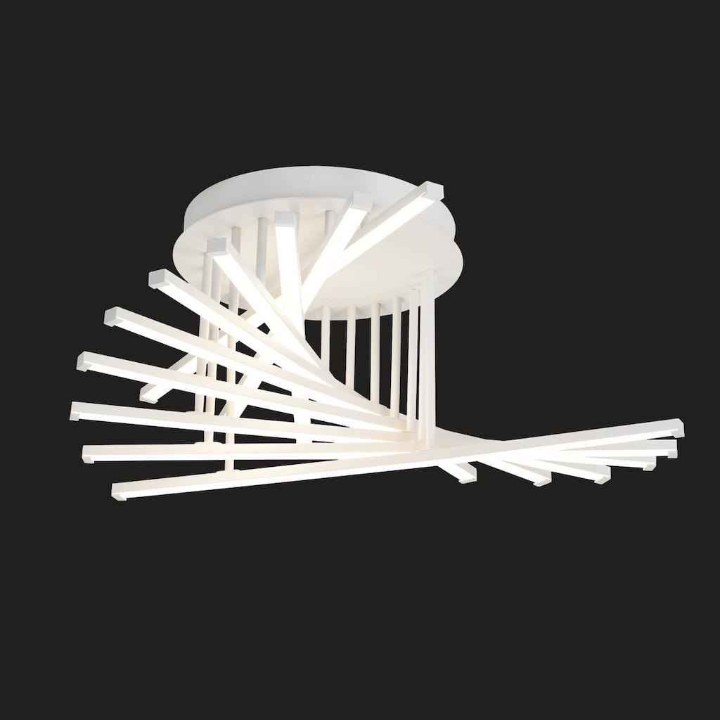 AEG Cyrus LED Deckenleuchte 62cm weiß