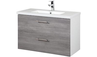 welltime Waschtisch »Trento«, Breite 80 cm, Tiefe 36 cm, SlimLine kaufen