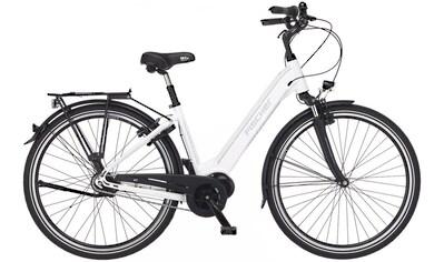 FISCHER Fahrräder E - Bike »CITA 3.1  -  504«, 7 Gang Shimano Nexus Schaltwerk, Nabenschaltung, Mittelmotor 250 W kaufen