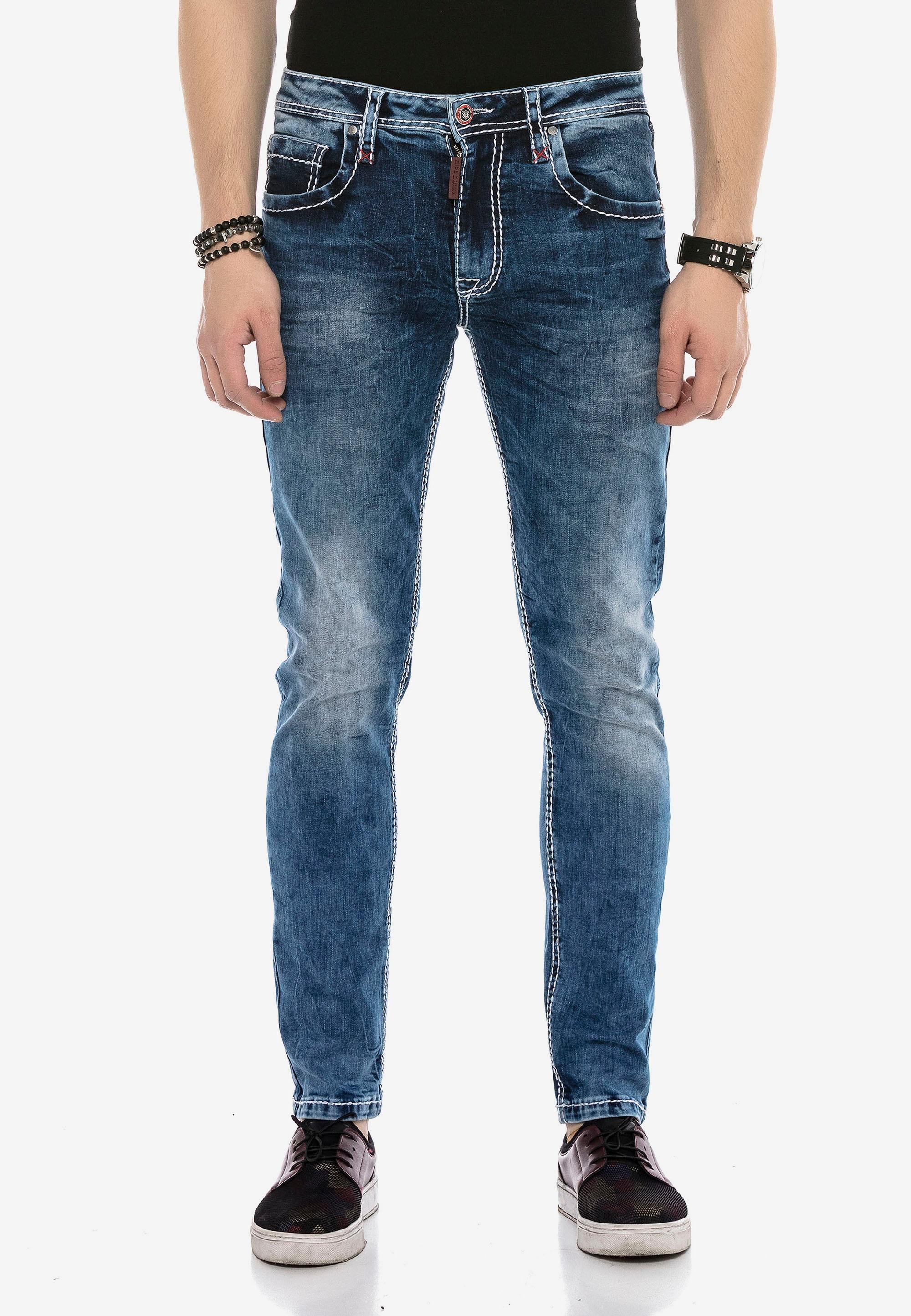 cipo & baxx -  Bequeme Jeans CD588
