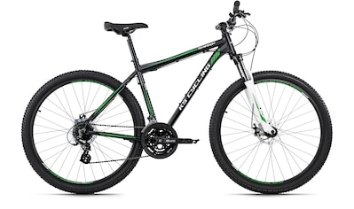 KS Cycling Mountainbike »Sharp«, 24 Gang Shimano Altus RD - M310 Schaltwerk, Kettenschaltung kaufen