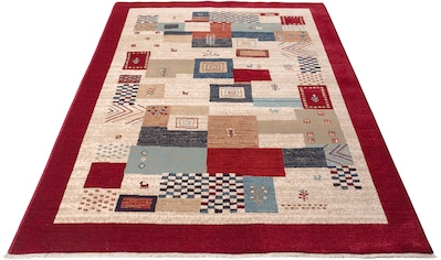 Teppich, »Kayra«, Home affaire, rechteckig, Höhe 10 mm, maschinell gewebt kaufen