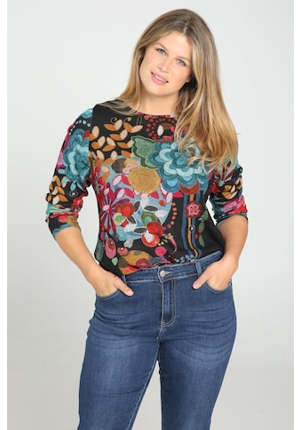 Paprika Print - Shirt »bunt bedruckt« kaufen