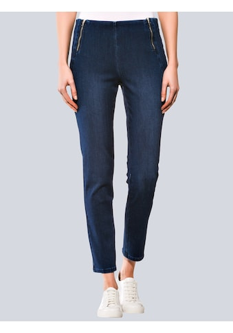 Alba Moda Jeans mit figurgünstiger Nahtführung kaufen