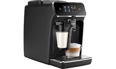 Philips Kaffeevollautomat »2200 Serie EP2231/40 LatteGo, klavierlackschwarz« kaufen